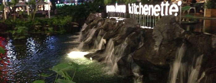 kitchenette is one of Restaurant.
