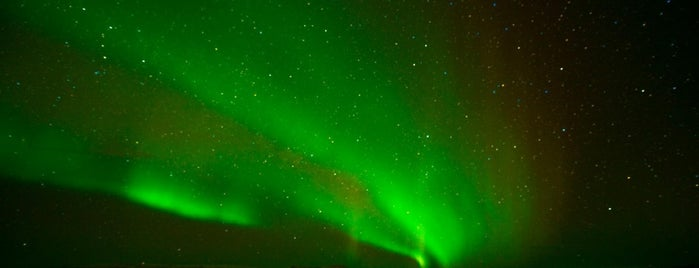 Aurora Borealis is one of Best of Iceland.