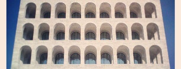 Quadrato della Concordia is one of Rome (Roma).