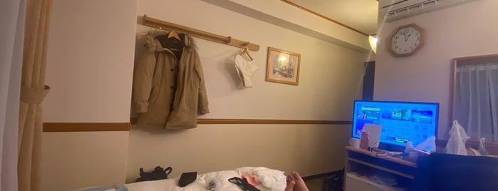 Toyoko Inn Kushiro Juji-gai is one of สถานที่ที่ 高井 ถูกใจ.