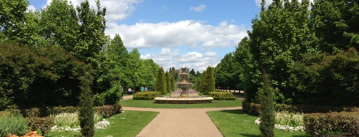 Regent's Park is one of London 2019.