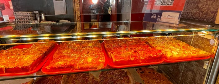Sauce Pizzeria is one of Food.