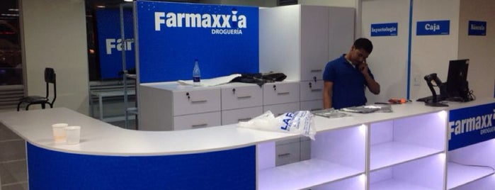 Farmaxxia is one of Juanita 님이 저장한 장소.
