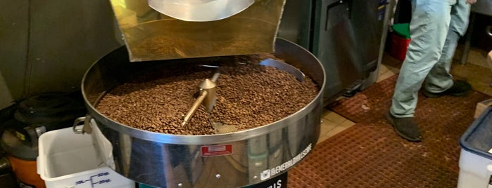 Emerald Hills Cafe & Roastery is one of California - The Golden State (Northern).
