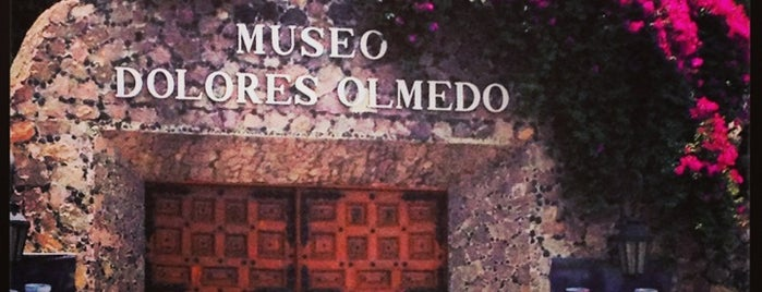 Museo Dolores Olmedo is one of Museos.