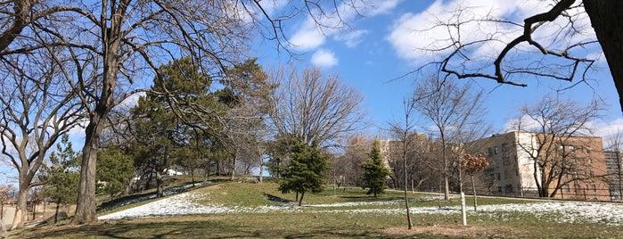 Franz Sigel Park is one of Bronx Museum Spots.