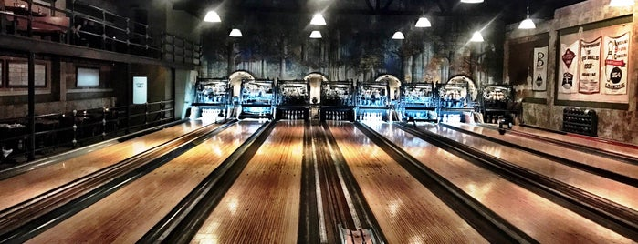 Highland Park Bowl is one of LA.