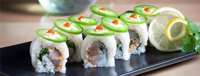 Sushi Zushi is one of Food in town ATX.