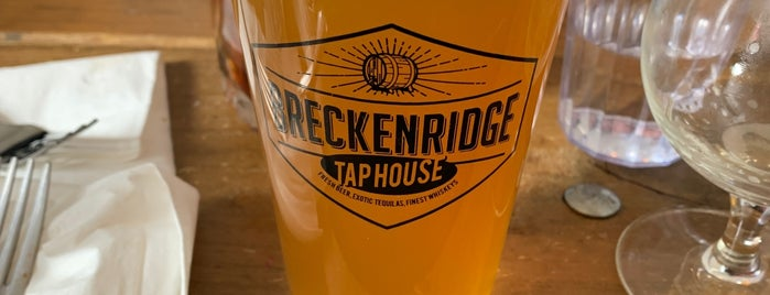 Breckenridge Taphouse is one of Tappin the Rockies...