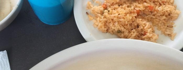 Cafetería ENTS is one of comida.
