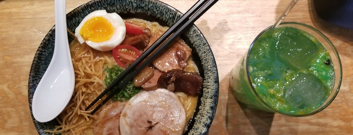 Ton Ton Ramen is one of Jalo.