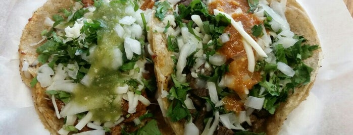 Papi's Tacos is one of Every Taco in Chicago.