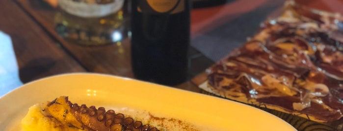 Restaurante El Clot is one of Gonzalo : понравившиеся места.