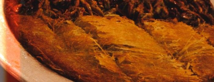 En Künefe is one of Yemek noktalari.