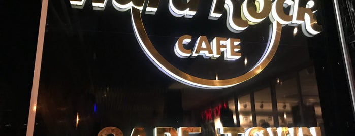 Hard Rock Cafe Cape Town is one of Cape town.