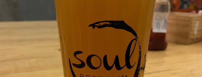 Soul Botequim is one of São Paulo.