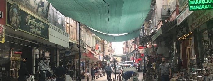 Malatya Şire (Kayısı) Pazarı is one of Tempat yang Disukai Vahit.