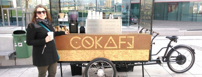CO KAFE is one of Ostrava.
