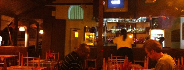 Petit Peak Restaurant & Bar is one of Sublime St. Lucia.