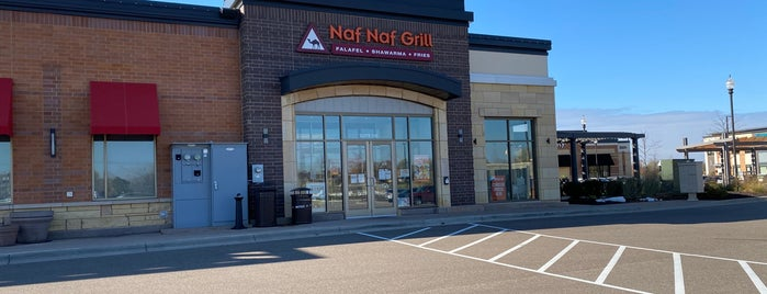 Naf Naf Grill is one of Worth trying again.