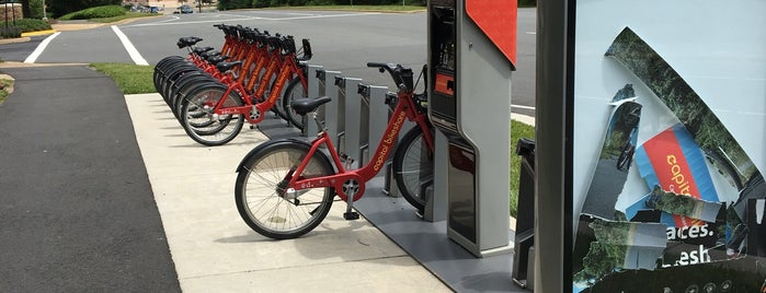 Capital Bikeshare At Spectrum is one of Capital Bikeshare By The Way..