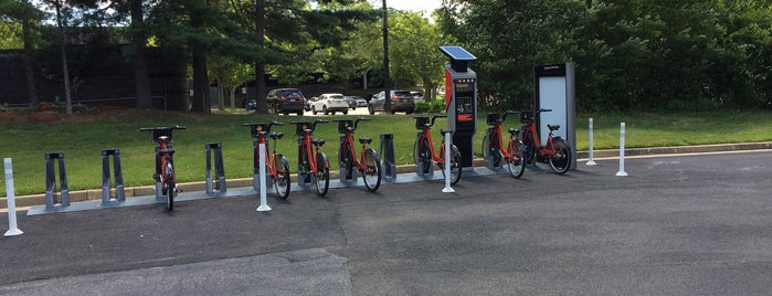 Capital Bikeshare At Campus Common's is one of Capital Bikeshare By The Way..