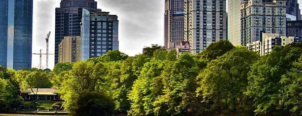 Piedmont Park is one of Event Venues: ASAE 2013.