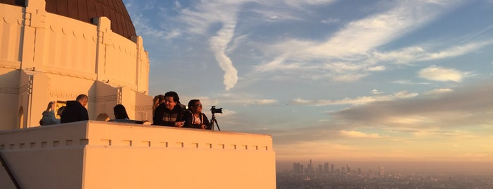 Griffith Observatory is one of West Coast 2015.