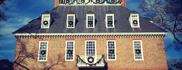 Colonial Williamsburg is one of America Road Trip!.