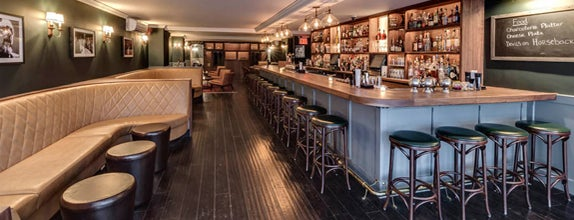 Analogue is one of New York - Speakeasy & coktail bars.