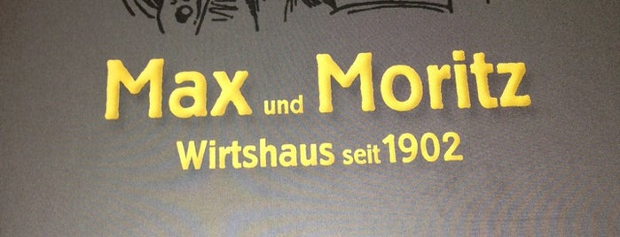 Max und Moritz is one of Berlin.