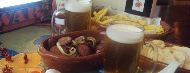 Taverna do Gladiador is one of Barzinhos.