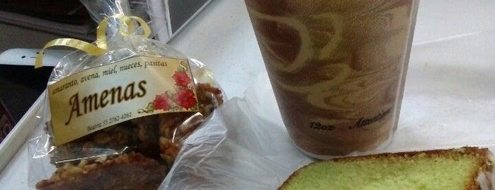 Café Mixe is one of Lugares favoritos de Ricardo.