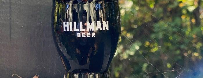 Hillman Beer is one of Posti salvati di Rachel.