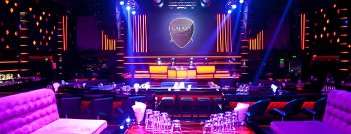 Galaxy Live Club is one of Yelda'nın Beğendiği Mekanlar.