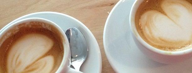 Joule Coffee & Table is one of RDU Baton - Raleigh Favorites.