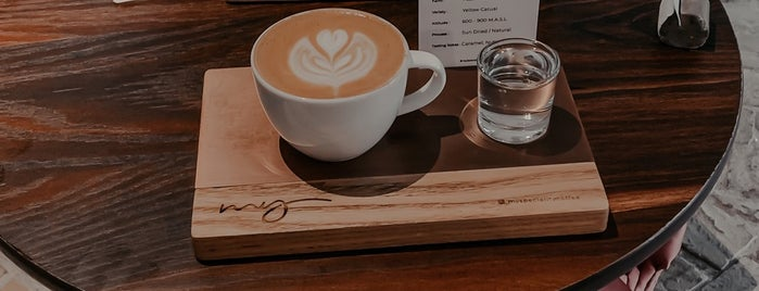 My Speciality Coffee is one of Dubai 2021.