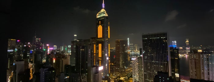 Wooloomooloo Sky Lounge is one of Hong Kong.