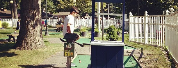 Jellystone Mini Golf is one of Campgrounds.