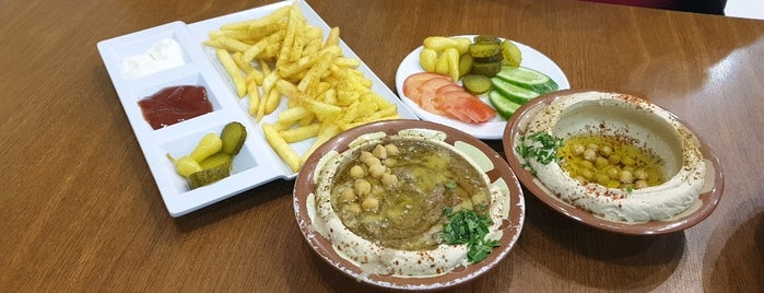 Gazze Falafel is one of Kebap Pide Döner Avrupa Yakası.