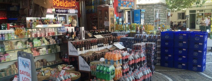 Alkol Dünyası Özcan Market is one of Avşa.