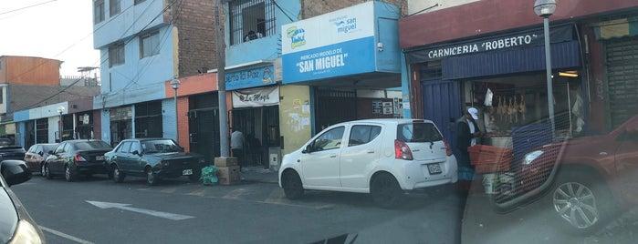 "Mercado Modelo ""San Miguel"" is one of สถานที่ที่ Jamhil ถูกใจ."