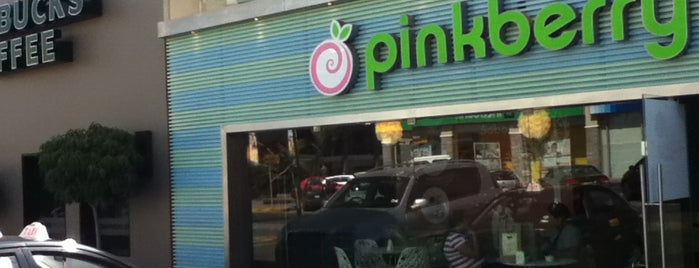 Pinkberry is one of Lugares visitados.