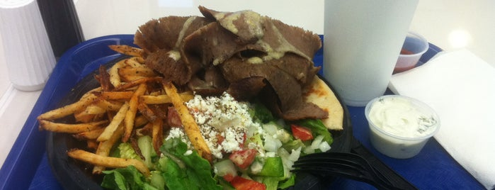 Greek Express is one of Fabulous restaurants in Fort Lauderdale, FL.