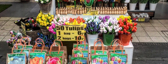 Flower Market is one of The 15 Best Places for Flowers in Amsterdam.