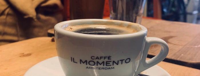 Caffè Il Momento is one of Amsterdam 🇳🇱.
