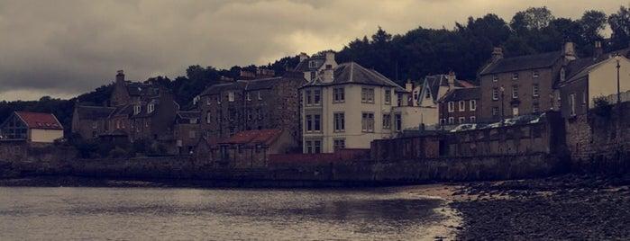 Inchcolm Island is one of Edinburgh.