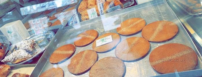 Lanskroon Bakery stroopwafels is one of Amsterdam 🇳🇱.