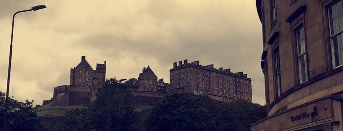 Castello di Edimburgo is one of Edinburgh.
