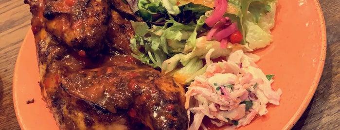Las Iguanas is one of Reading Restaurants 🇬🇧.